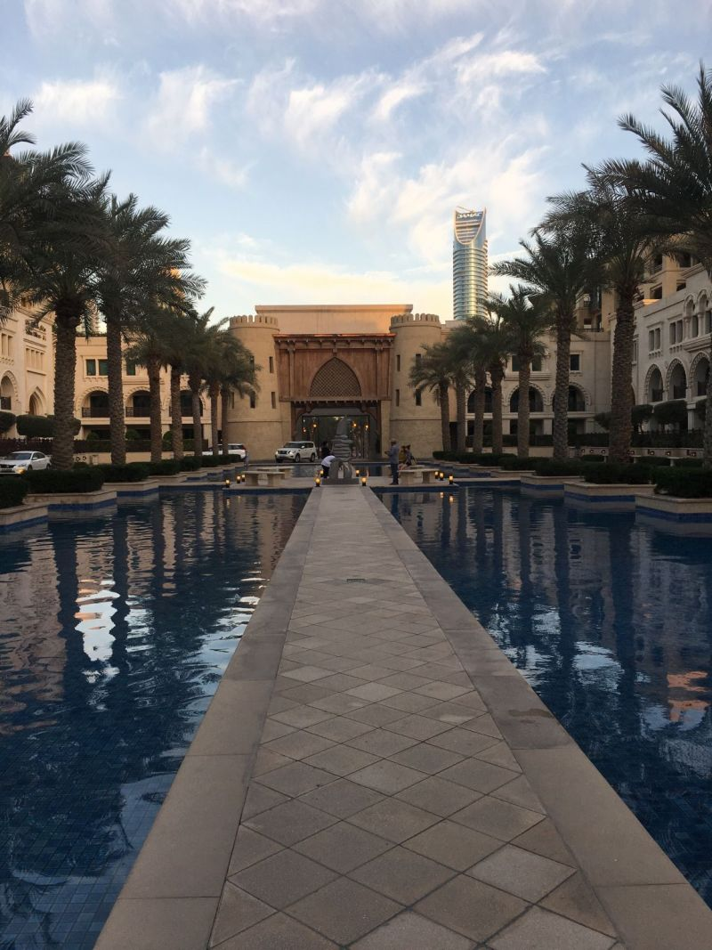 The Palace Hotel Dubai