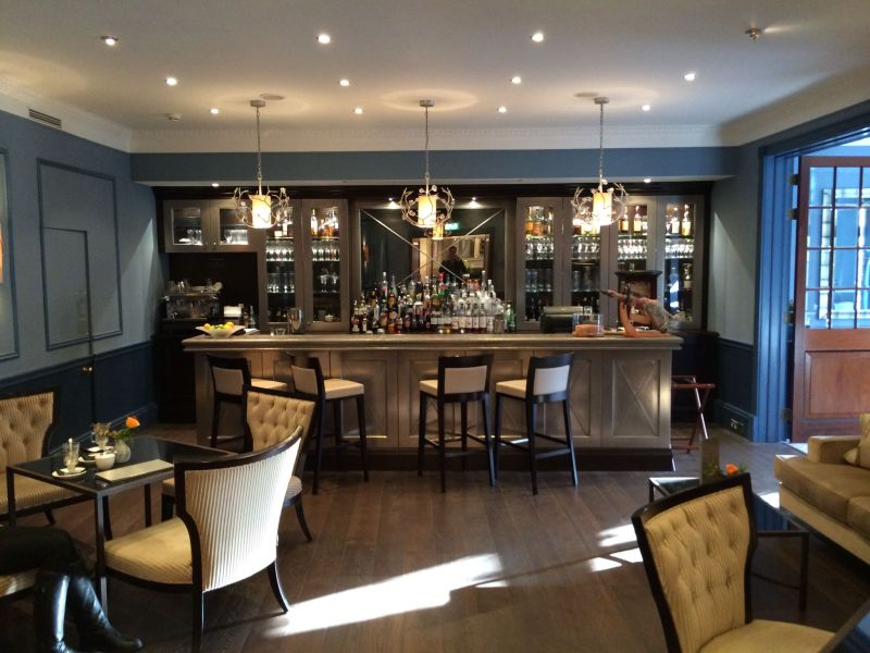 Montagu Bar, Royal Crescent - Bath