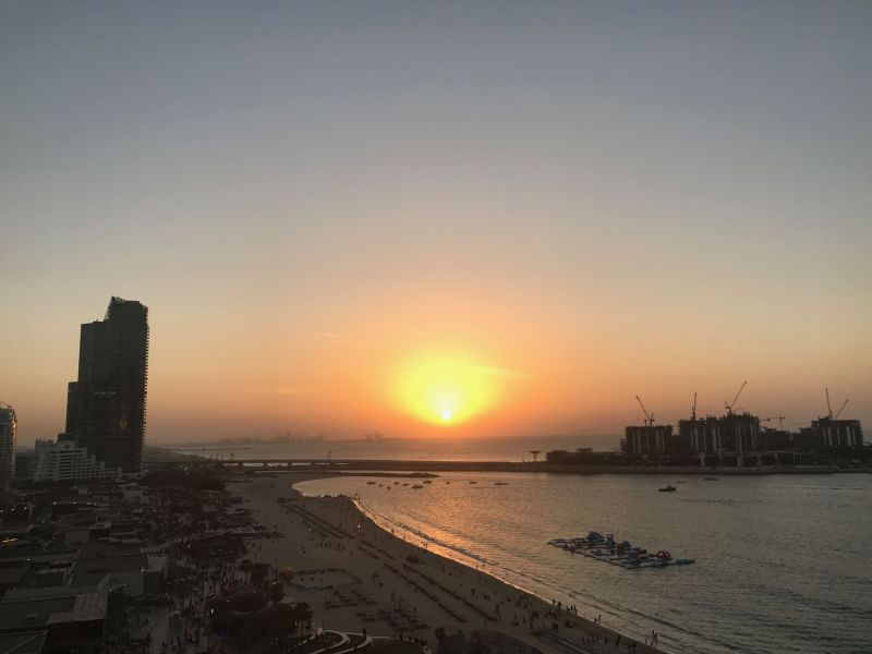BICE Sky Bar Hilton JBR Dubai