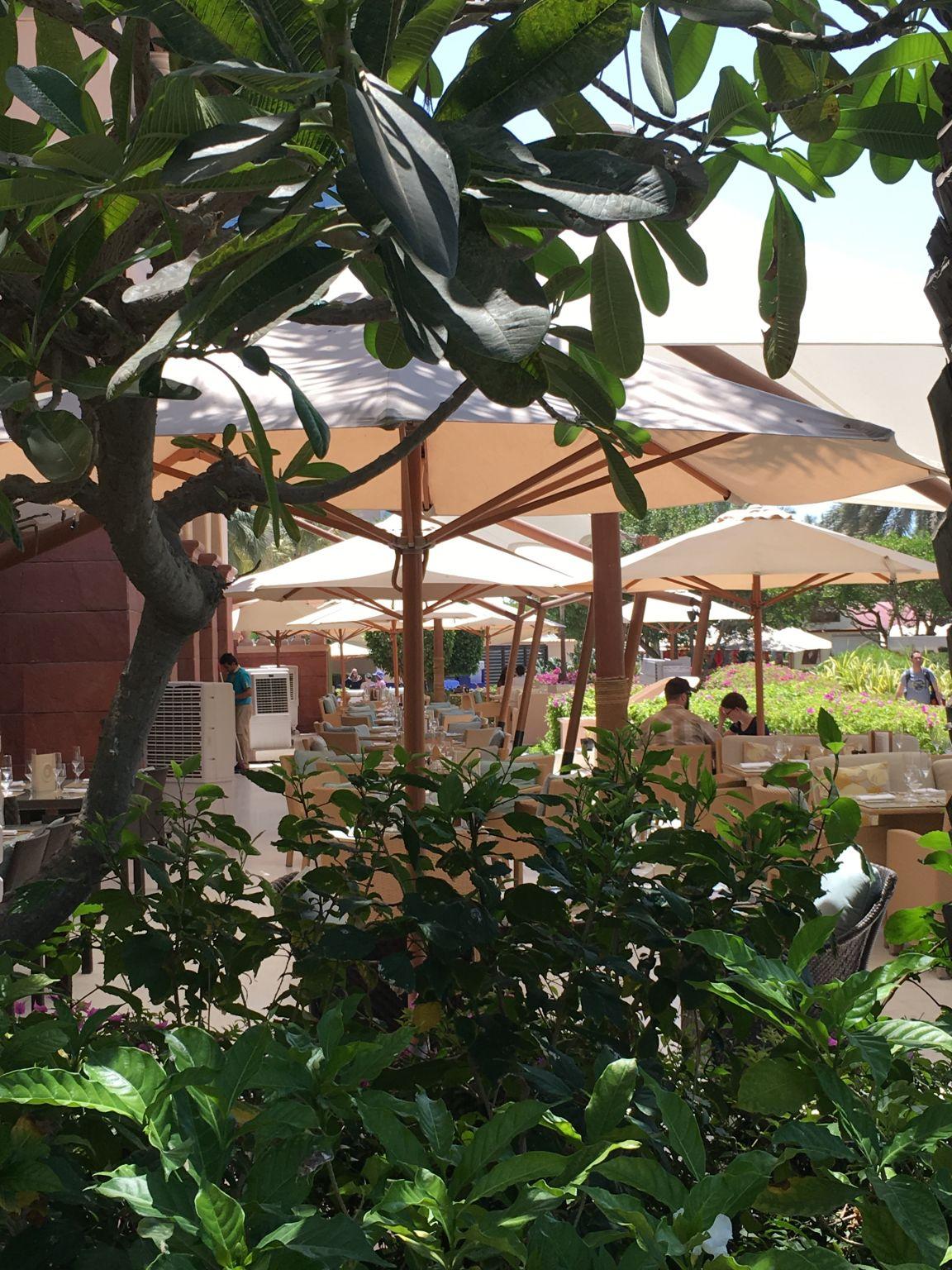 Review: Caravan Brunch – Ritz Carlton, JBR Dubai