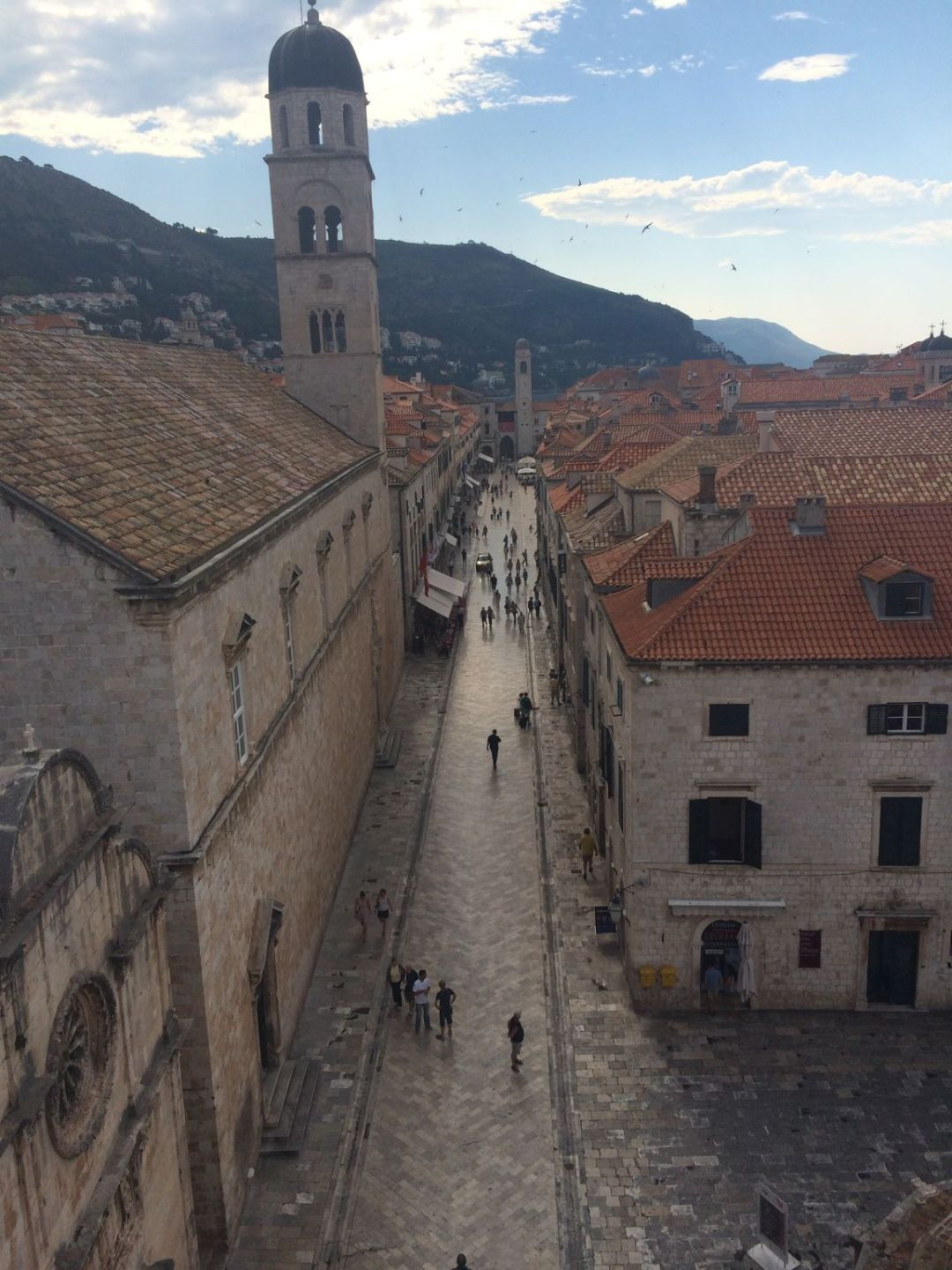 Top 5 favourite things to do in Dubrovnik