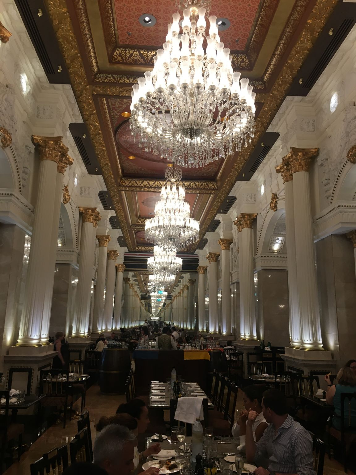 Review: Imperium brunch – Jumeirah Zabeel Saray, The Palm – Dubai
