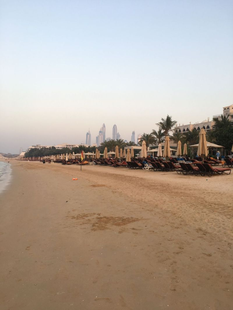 Jumeirah-Zabeel-Saray-Dubai-Beach