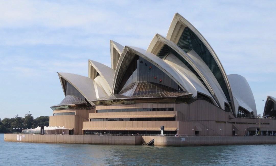 Australia Discovery – my itinerary