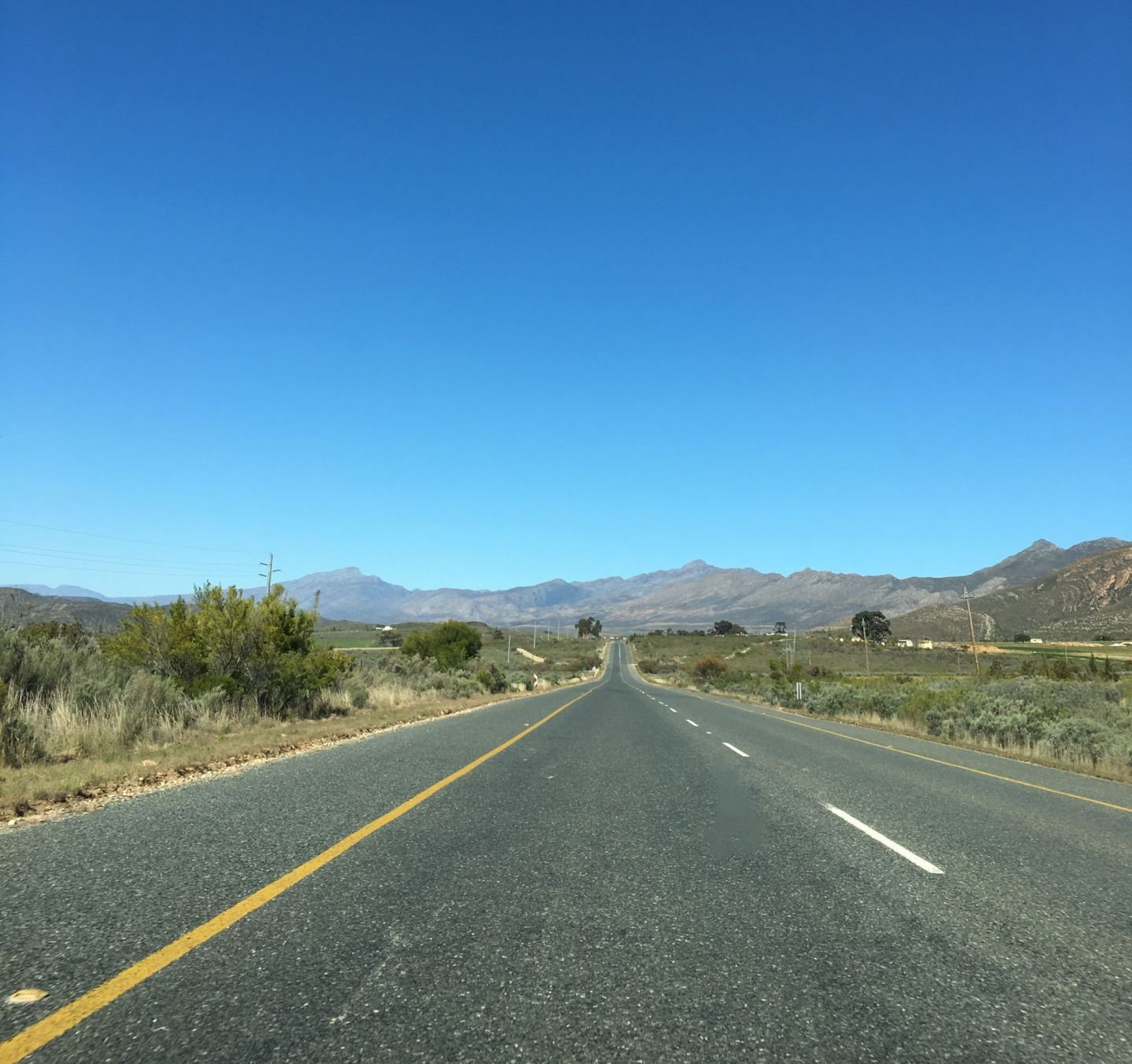 Top tips for driving in South Africa