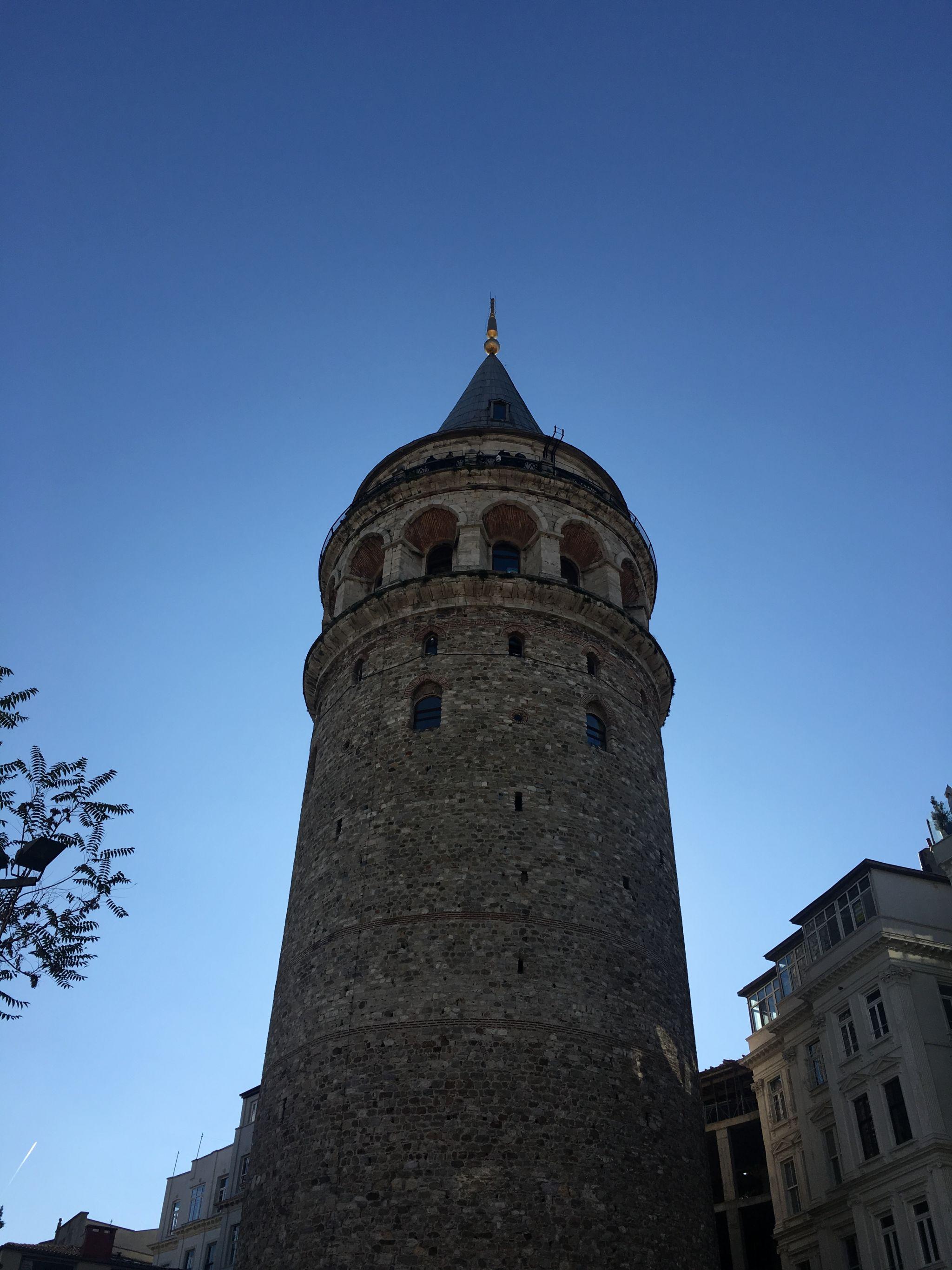 Galatas Tower, Istanbul