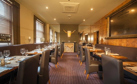 Best restaurants Chester Upstairs at the Grill