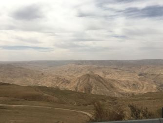 Mountain Views Jordan