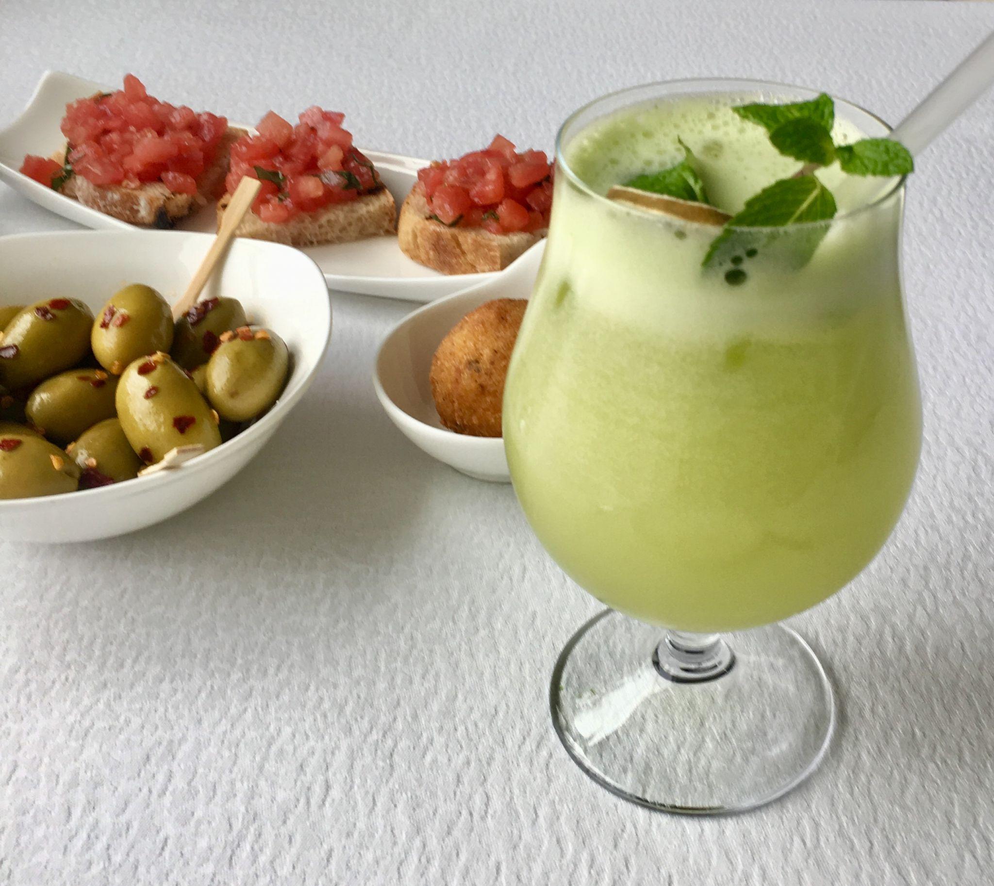 Drinks Brunch Al Grissino Restaurant Dubai