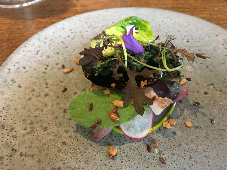L'Enclume-salad