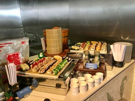 Sushi-Brunch-Giardino-Palazzo-Versace-Dubai