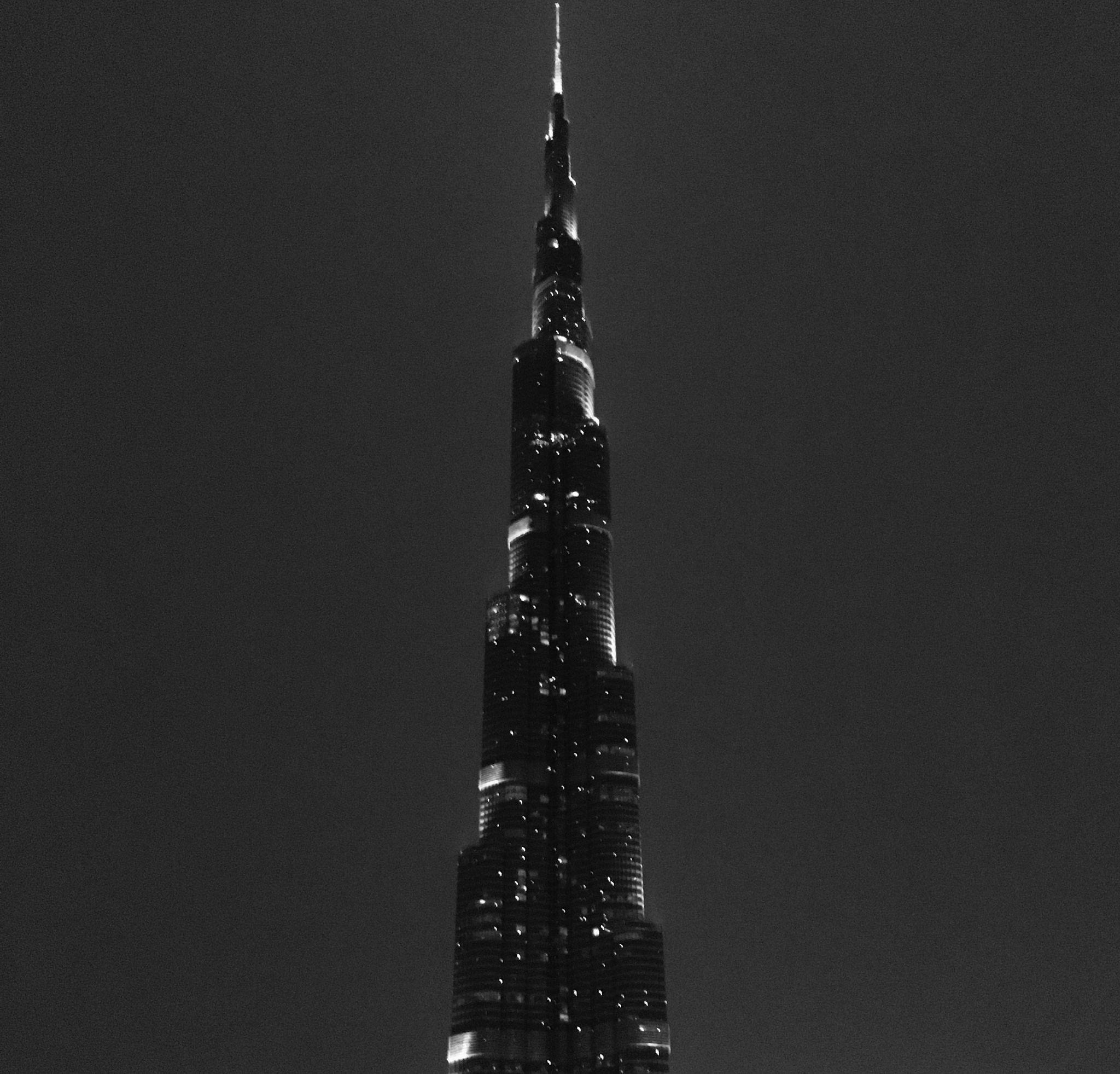 Burj-Khalifa-Dubai-night