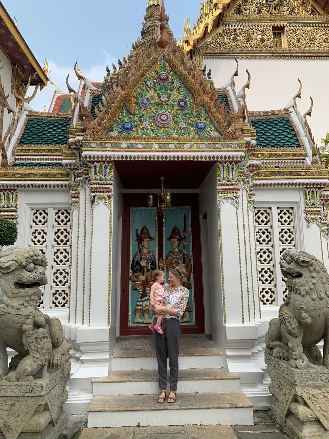 Travel itinerary: A weekend guide to Bangkok (with a toddler!)