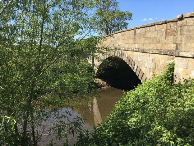 Cooks Bridge in Trevalyn, Rossett