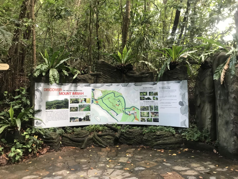 Imbiah-trail-sentosa-map