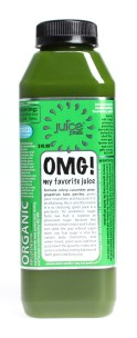 Stop being Stressed Out - OMG! Juice