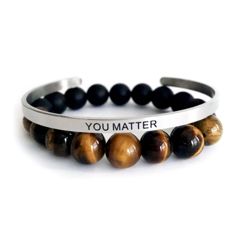 10mm Tiger's Eye Bracelet