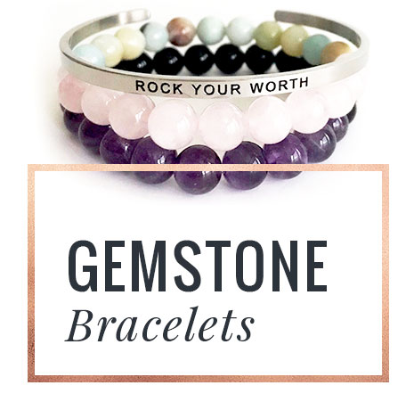 Rock Your Worth Gemstone Beads