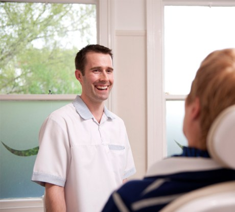 Peter Stevenson, Dentist at The Gui9ld Practice