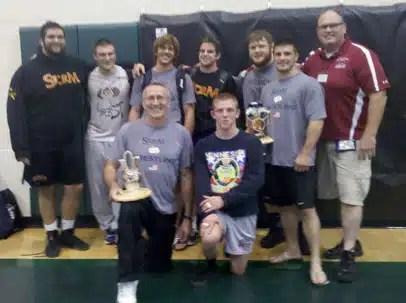 Minnesota Storm Greco-Roman Team