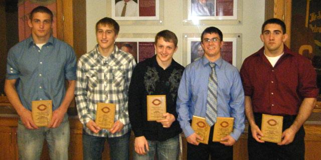 Concordia Award Winners