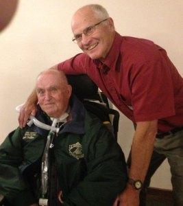 Earl Stottler and Bill Sutter