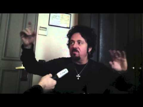 Steve Lukather talks about Transition (@SteveLukather), a great solo album