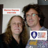 Warren Haynes interview from Govt Mule (@govtmuleband)