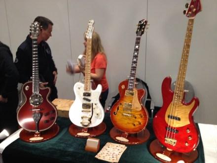 Guitares Ruokangas