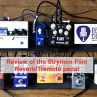 @Strymon Flint reverb/tremolo pedal - Pedal Review