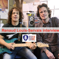 Renaud Louis-Servais interview - Epic Circus album