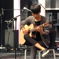 Sungha Jung (@jungsungha) at the 2016 @Musikmesse