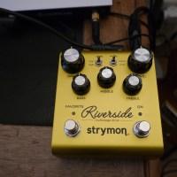 Riverside @Strymon overdrive pedal review - Powerhouse tone machine
