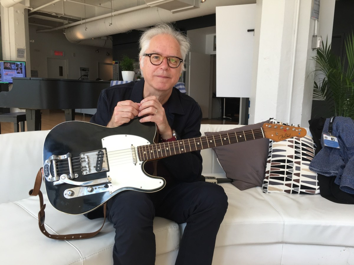 Bill Frisell interview - Living legend of Jazz guitar