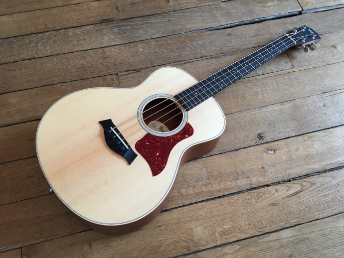 Guitar Review - GS Mini Bass Taylor Guitars: small format, huge sound - The Guitar Channel