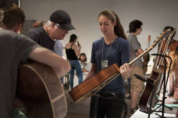 2018 Sonore Festival - Interview with luthier and co-organizer Théo Kazourian