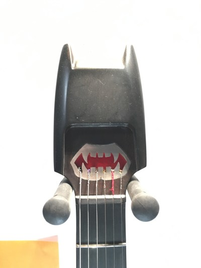 The Batman guitar by Elyra Guitars - The Guitar Channel