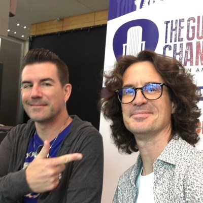 Pete Thorn and Pierre Journel - 2018 Guitar Summit - The Guitar Channel