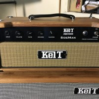 Amp Review - Kelt Amplification Sideman - 100% tube powered!