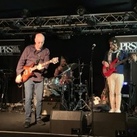 Paul Reed Smith interview - PRS showcase PRS, Paris - March 2019