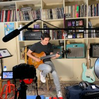 Mike Moreno live interview from Brooklyn - Stay-at-Home Coronavirus series