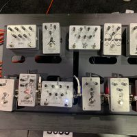 Interview with Andreas from Dophix pedals at the 2020 Winter NAMM