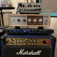 Amp attenuators and cabinet simulators, only the best gear at our showroom!