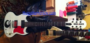 """Epiphone SG Special 2005 """"Chainsaw"""" Front"""