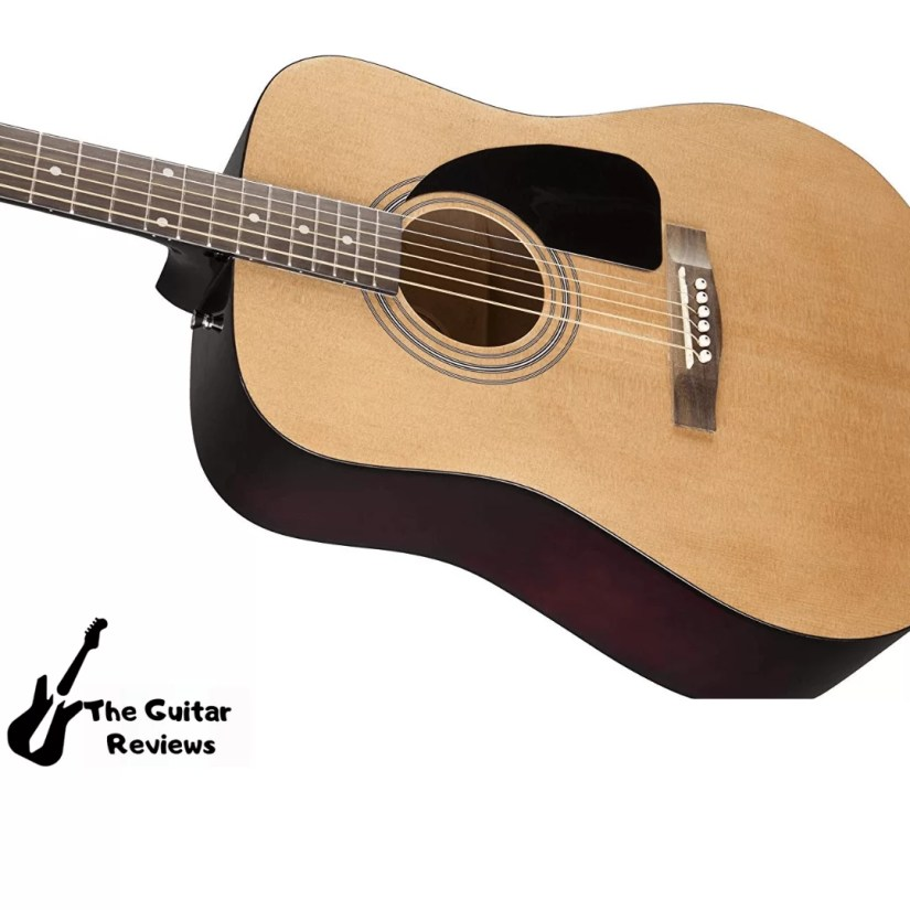 Fender FA-115- The best acoustic guitar