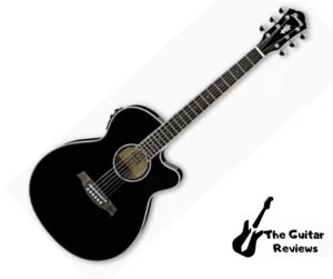 Ibanez AEG10II: Acoustic-Electric Guitar