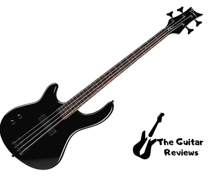 Dean E09 Bass Guitar Left Handed