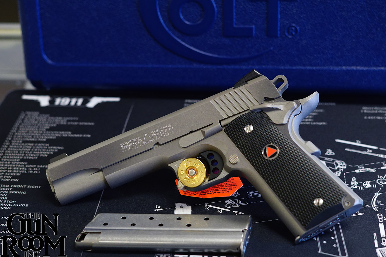 Colt Delta Elite 10mm The Gun Room Inc