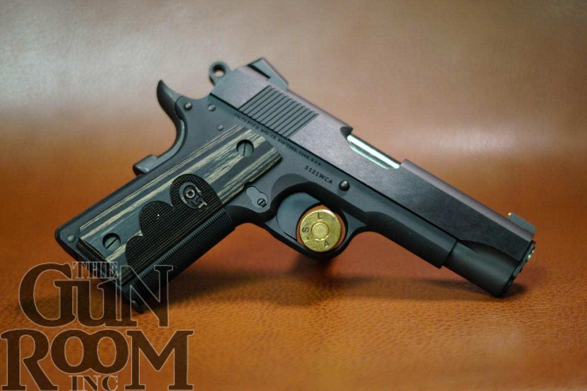 Colt TALO Wiley Clapp 1911 Collection – The Gun Room Inc