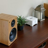 Peachtree Audio Crowd-Funds Unique Powered Speaker